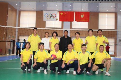 乌海警体运动会排球项目比赛落幕